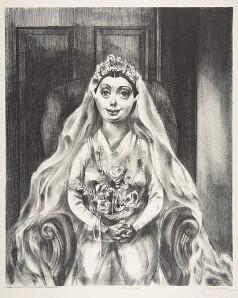 The Bride Ben Hoffman Abramowitz (American, born Brooklyn, New York 1917)