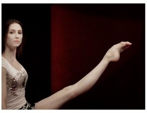 A good ballet foot. (Attached to The Bolshoi's Svetlana Zakharova)